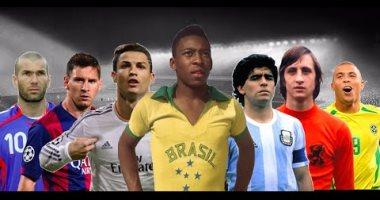 شاهد.. أهداف أسطورية لن تنسى فى تاريخ كرة القدم