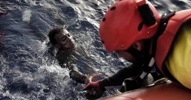 خفر السواحل الإيطالى ينقذ نحو 2200 مهاجر بالبحر المتوسط وينتشل 16 جثة
