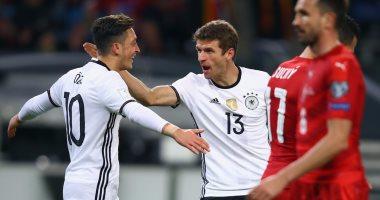 """مولر يقود ألمانيا فى مواجهة """"الأمل"""" أمام النرويج بتصفيات المونديال"""