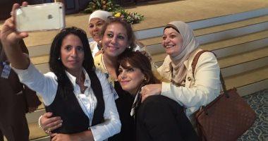 90 نائبة تشارك فى احتفالية يوم المرأة المصرية بحضور الرئيس السيسى