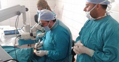 استئصال ورم من بطن طفلة يزن أكثر من 3 كيلو فى الإسكندرية