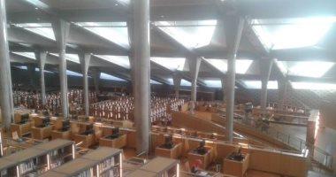 """مكتبة الإسكندرية تطلق مبادرة """"هى"""" بمناسبة اليوم العالمى للمرأة"""