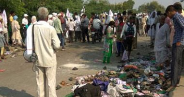 مصرع 24 شخصا فى حادث تدافع للحصول على تأشيرات من قنصلية باكستان بكابول
