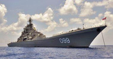 الجيش الروسى يرسل حاملة طائرات وأضخم سفنه الحربية إلى سوريا