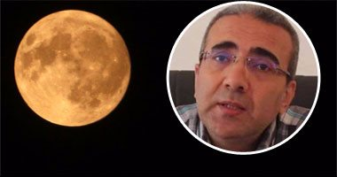 أشرف تادرس رئيس قسم الفلك بالمعهد القومى للبحوث الفلكية