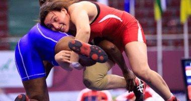 رسميا.. إيقاف لاعبة أولمبياد المصارعة وتحويلها للتحقيق