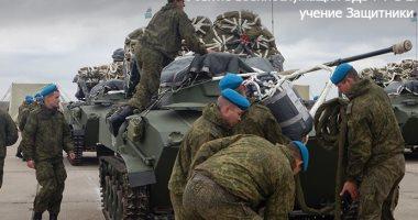 الجيش الروسى يجرى مناورات عسكرية واسعة على حدود الاتحاد الأوروبى