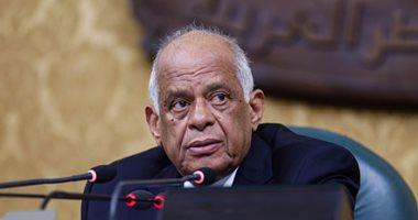 بالصور.. رئيس البرلمان ينعى شهداء القوات المسلحة ويؤكد: عازمون على مواجهة الإرهاب