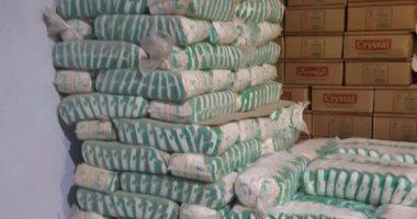 التموين: توفير 210 ألف طن زيت وسكر وأرز للبطاقات شهريًا