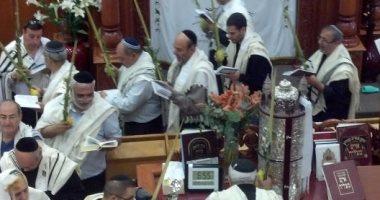 """يهود العالم يحتفلون بعيد """"المظلة"""" ذكرى التيه فى سيناء بعهد النبى موسى"""