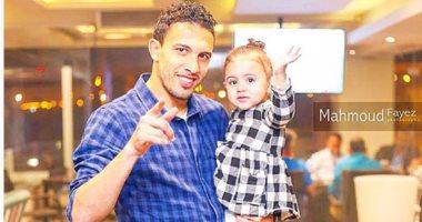 """محمد ناجى جدو يحتفل بعيد ميلاد ابنته تاليا على """"انستجرام"""""""