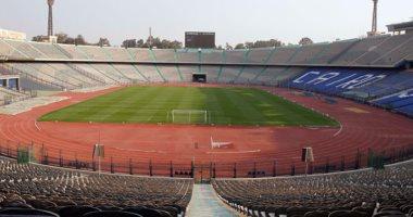 تطوير مضمار استاد القاهرة بـمبلغ  2.5 مليون جنيه