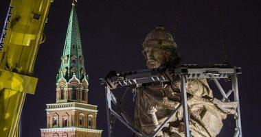 روسيا تبحث عن المكان الأمثل لوضع تمثال الأمير فلاديمير عبر الإنترنت