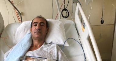 الإعلامى يسرى فودة يخضع لعملية جراحية بالجهاز الهضمى فى ألمانيا