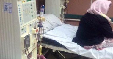 """أسرة """"أدهم"""" تناشد الصحة حجزه فى الرعاية وإجراء غسيل كلوى بريتونى"""