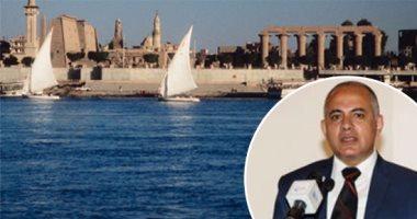وزير الرى يفتتح محطة مياه شرب أنشأتها مصر لجنوب السودان