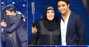 المطرب أحمد جمال يهنئ والدته بعيد ميلادها عبر انستجرام
