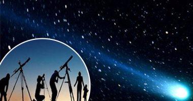 """ليلة سقوط """"البرشاويات"""" على سطح الأرض.. كيف لا تصيب الشهب الأقمار الصناعية ولماذا لا تسقط على البشر؟ 8 آلاف قمر صناعى حول الأرض والصدفة فقط تصيب واحدا منها.. والمسطحات المائية وجهة الأحجار المشتعلة"""