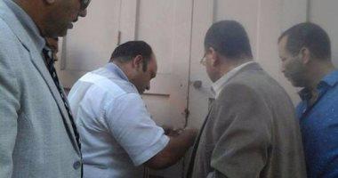 بالصور ..حملة موسعة لغلق مراكز الدروس الخصوصية فى دمياط