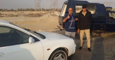 التحريات تؤكد صحة واقعة شروع متهمين بسرقة سيارة مواطن بالتجمع