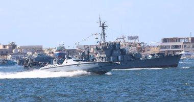 """ختام فعاليات التدريب البحرى المشترك """"تحية النسر 2017 """" بين القوات البحرية المصرية والأمريكية"""