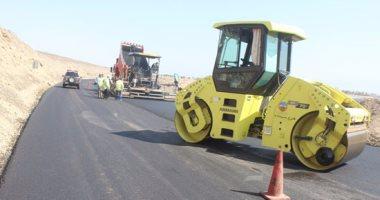 رئيس مدينة كفر الزيات يعتمد خطة رصف الشوارع بالوحدات القروية بالغربية