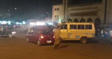 قارئ : الفوضى المرورية تمنع دخول سيارات الإسعاف إلى مستشفى المطرية