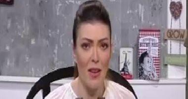 الإعلامية شريهان ابو الحسن