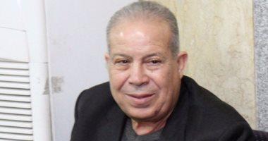 أبو رجيلة يعتذر عن تكريمه فى السوبر المصرى بسبب السفر