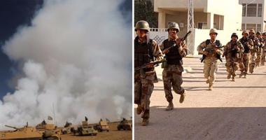 """""""أمن كردستان العراق"""": 100 داعشى شاركوا بهجوم كركوك انطلاقا من الحويجة"""