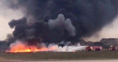 3 من موظفى وزارة الدفاع الفرنسية من بين ضحايا طائرة مالطا