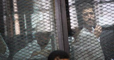 """جنايات القاهرة تبدأ إعادة محاكمة متهمى """"مذبحة كرداسة"""""""