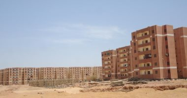13 ألف وحدة سكنية تتبع مشروعات الإسكان الاجتماعى الحر ببرج العرب