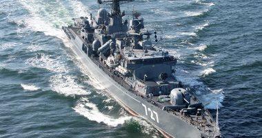 روسيا ترسل قطعا بحرية حربية من البحر المتوسط إلى كوبا