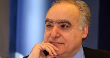 """غسان سلامة يبحث مع وزير الخارجية الإسبانى """"خطة العمل من أجل ليبيا"""""""