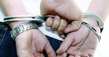 حبس عامل حاول تهريب مخدرات لمسجون داخل