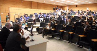عميد آثار الفيوم يشارك في مؤتمر تراث الآثار بالكويت