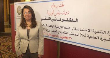 غادة والى: الجهود المبذولة للتخفيف من الآثار الاجتماعية على اللاجئين السوريين أقل من حجم الكارثة