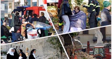 ارتفاع عدد ضحايا الزلزال فى تركيا إلى 39 شخصاً