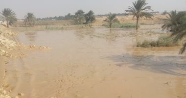 """""""تقصى حقائق البرلمان"""" تصل سوهاج وتعاين آثار السيول بساقلتة"""