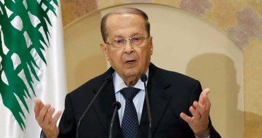 الرئيس اللبنانى يحذر من خطورة الشائعات على الوضع الاقتصادى للبلاد
