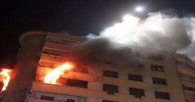 النيابة تتسلم التقرير الطبى للمصابين فى انفجار إسطوانة داخل شقة بالهرم