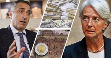 """صندوق النقد الدولى: مصر حققت الاستقرار الاقتصادى وحسنت مناخ الأعمال.. الاحتياطى النقدى 44 مليار دولار والنمو ارتفع لـ5.3% وتراجع البطالة لـ9%.. ومسؤول: الشريحة الـ6 من """"القرض"""" بـ2 مليار دولار تصل يوليو 2019"""