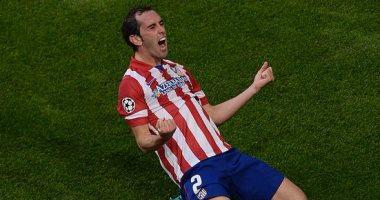 يوفنتوس يقترب من ضم مدافع إتليتكو مدريد
