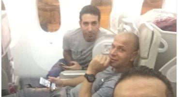 أبو تريكة ووائل جمعة يطيران إلى المغرب للعب  مباراة مارادونا  الودية -