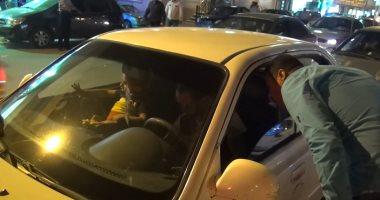 تحرير 3933 مخالفة متنوعة خلال حملة مرورية فى الإسماعيلية