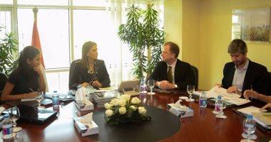 """""""سحر نصر"""": الشركات الصغيرة والمتوسطة تمثل 98% من إجمالى الشركات المصرية"""