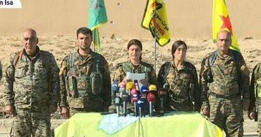 سوريا الديمقراطية: إصابة 5 جنود لجيش الاحتلال التركى وإعطاب دبابة وآلية عسكرية