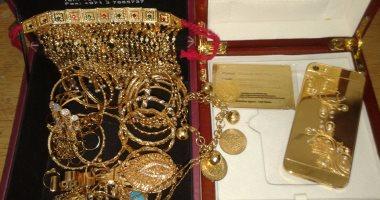 نقص المعروض يدفع الذهب للارتفاع 8 جنيهات وعيار 21 يسجل 570 جنيها
