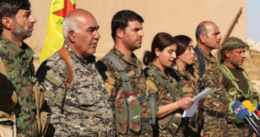 قوات سوريا الديمقراطية تعلن إسقاط طائرة تابعة لجيش الاحتلال التركى